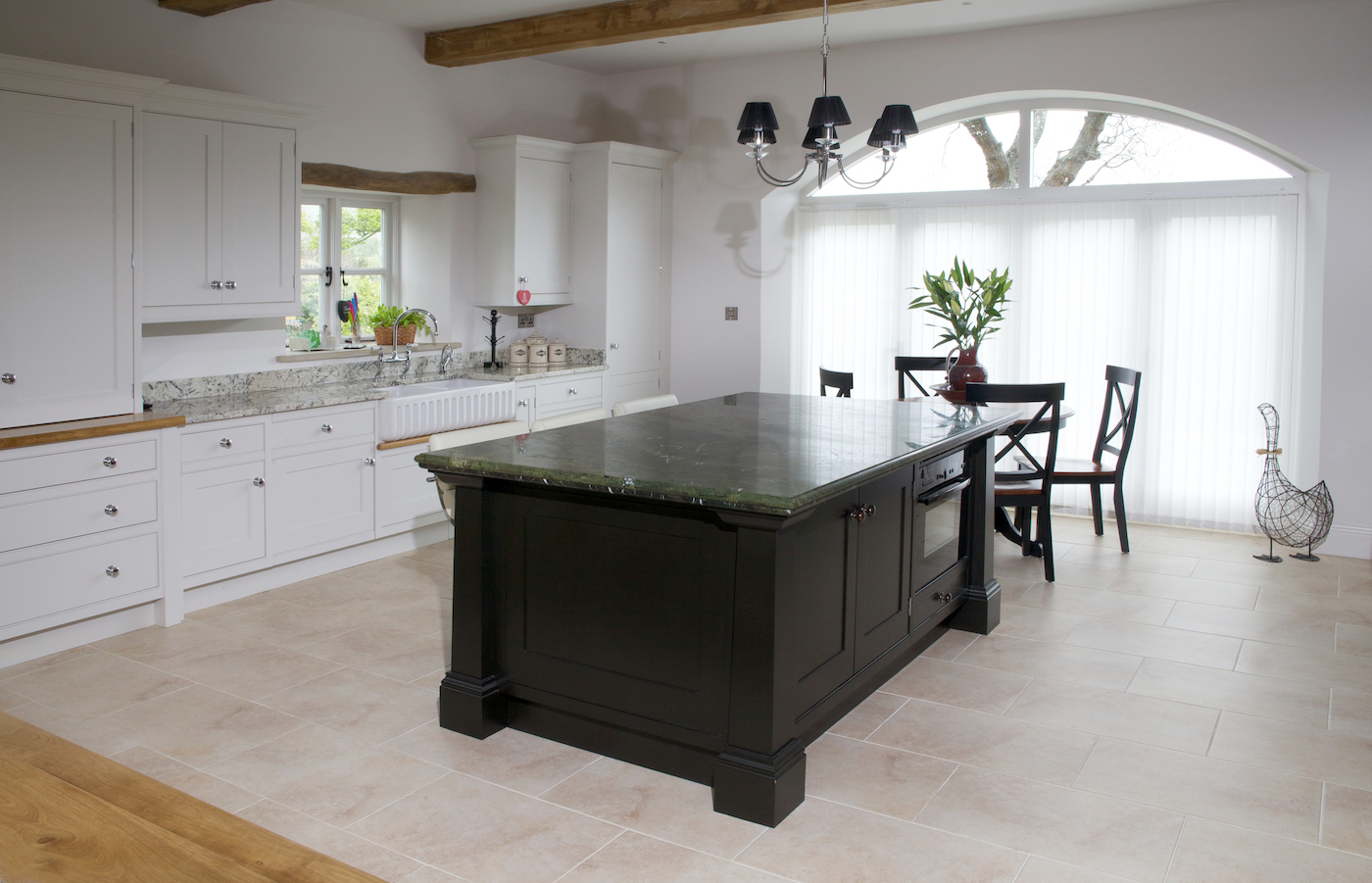 Grey Pewter Kitchen - Pott Shrigley, Cheshire