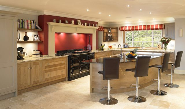 A Beautiful Kitchen Designed By David Lisle Kitchen Design, Macclesfield,  Cheshire