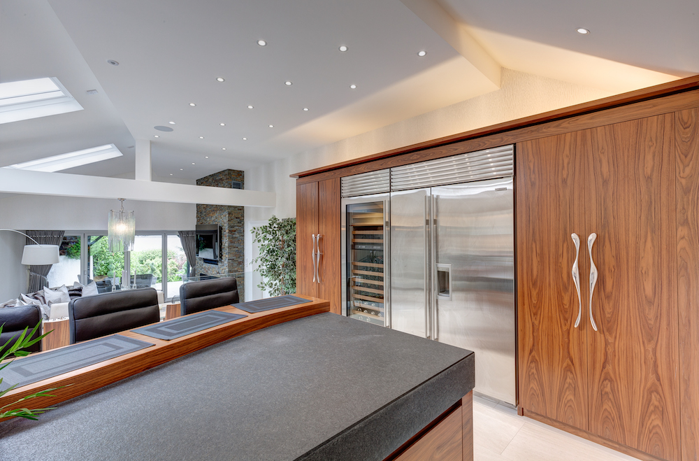 american black walnut kitchen windermere cumbria cheshire kitchen contemporary kitchen cheshire by